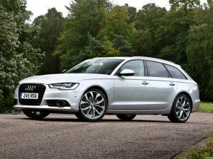 Audi A6 Avant 2.0 TDi Ultra UK 2014