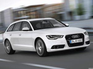 Audi A6 Avant 3.0 TDi 2011