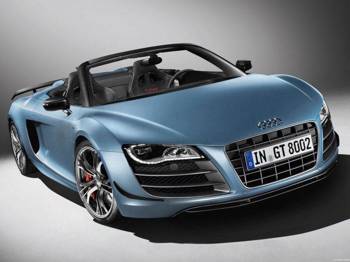 Fotos De Audi R8 Gt Spyder 2011