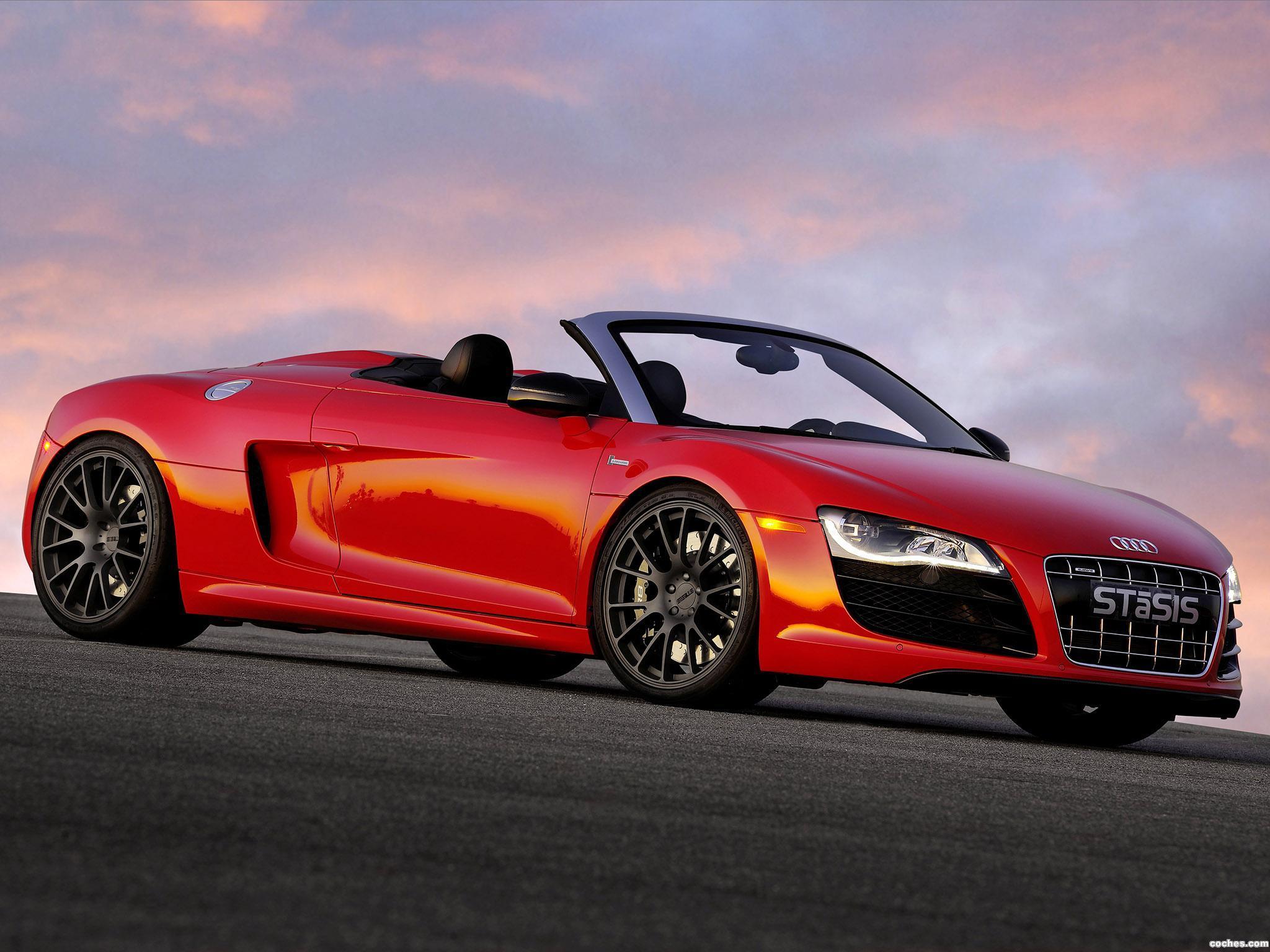 Audi r8 v10 precio españa