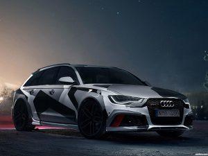 Audi RS6 Avant Jon Olsson 2014
