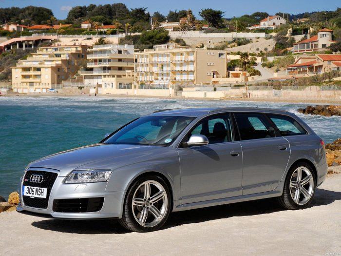 Fotos De Audi Rs6 Avant Uk 2008