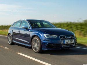Audi S3 Sportback UK 2013