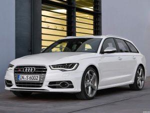 Audi S6 Avant 2011
