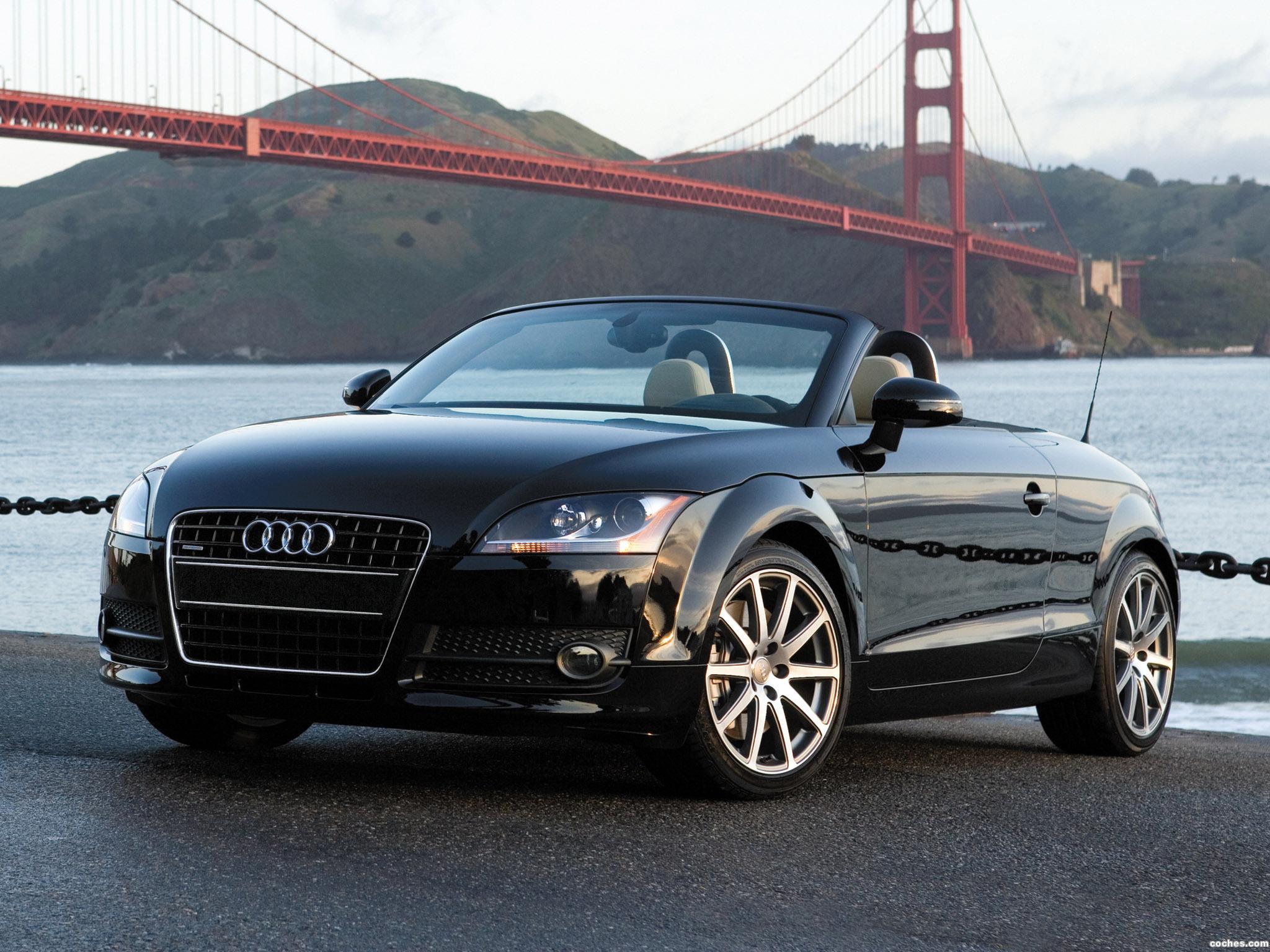 Fotos De Audi Tt Roadster Usa 2007 Foto 6