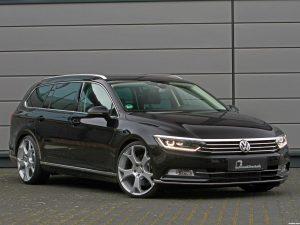 Volkswagen BB Passat Variant 2015