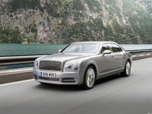 Bentley Mulsanne Extended Wheelbase 2016