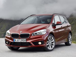 BMW Serie 2 Active Tourer F45 218d 2014