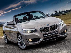 BMW Serie 2 Cabrio 228i Luxury Line F23 2015