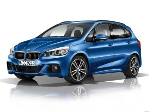 BMW Serie 2 Active Tourer M Sport Package F45 2014