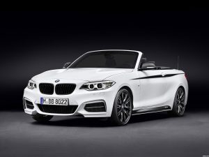BMW Serie 2 Cabrio M Performance Accessories F23 2015