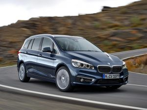 BMW Serie 2 Gran Tourer Luxury Line F46 2015