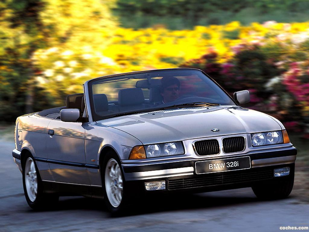 fotos de bmw serie 3 e36 cabrio 328i 1995. Black Bedroom Furniture Sets. Home Design Ideas