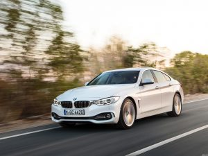 BMW Serie 4 420d Gran Coupe Luxury Line F36 2014