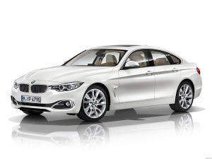 BMW Serie 4 Gran Coupe Modern Line F36 2014