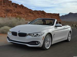 BMW Serie 4 435i Cabrio Luxury Line F33 USA 2014