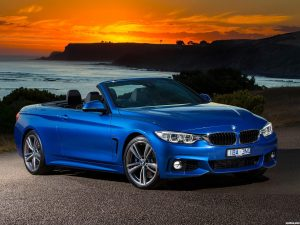 BMW Serie 4 435i Cabrio M Sport Package F33 Australia 2014