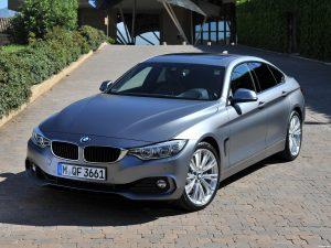 BMW Serie 4 Gran Coupe Individual F36 2014