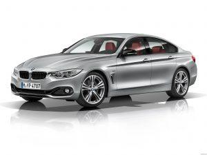 BMW Serie 4 Gran Coupe Sport Line F36 2014