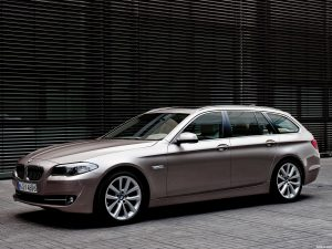 BMW Serie 5 520d Touring 2010