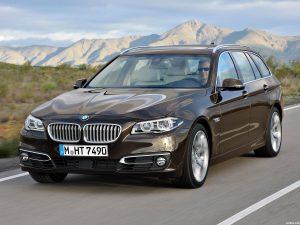 BMW Serie 5 530d xDrive Touring Modern Line 2013