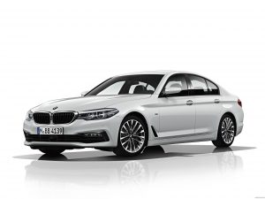 BMW Serie 5 520d Sport Line G30 2017