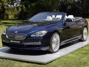 BMW Serie 6 Convertible Individual 2011