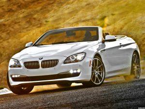BMW Serie 6 650i Cabrio USA F13 2011