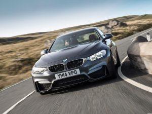 BMW Serie 4 M4 Cabrio F83 UK 2014