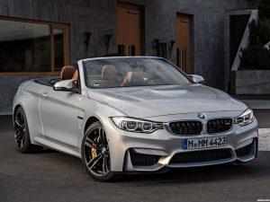 BMW M4 Cabrio Individual F83 2014