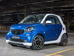 Carlsson Smart ForTwo CK10 C453 2015
