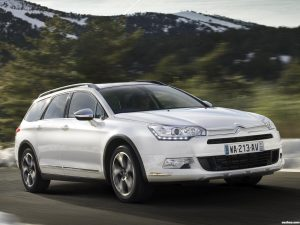 Citroen C5 Crosstourer Shine 2014