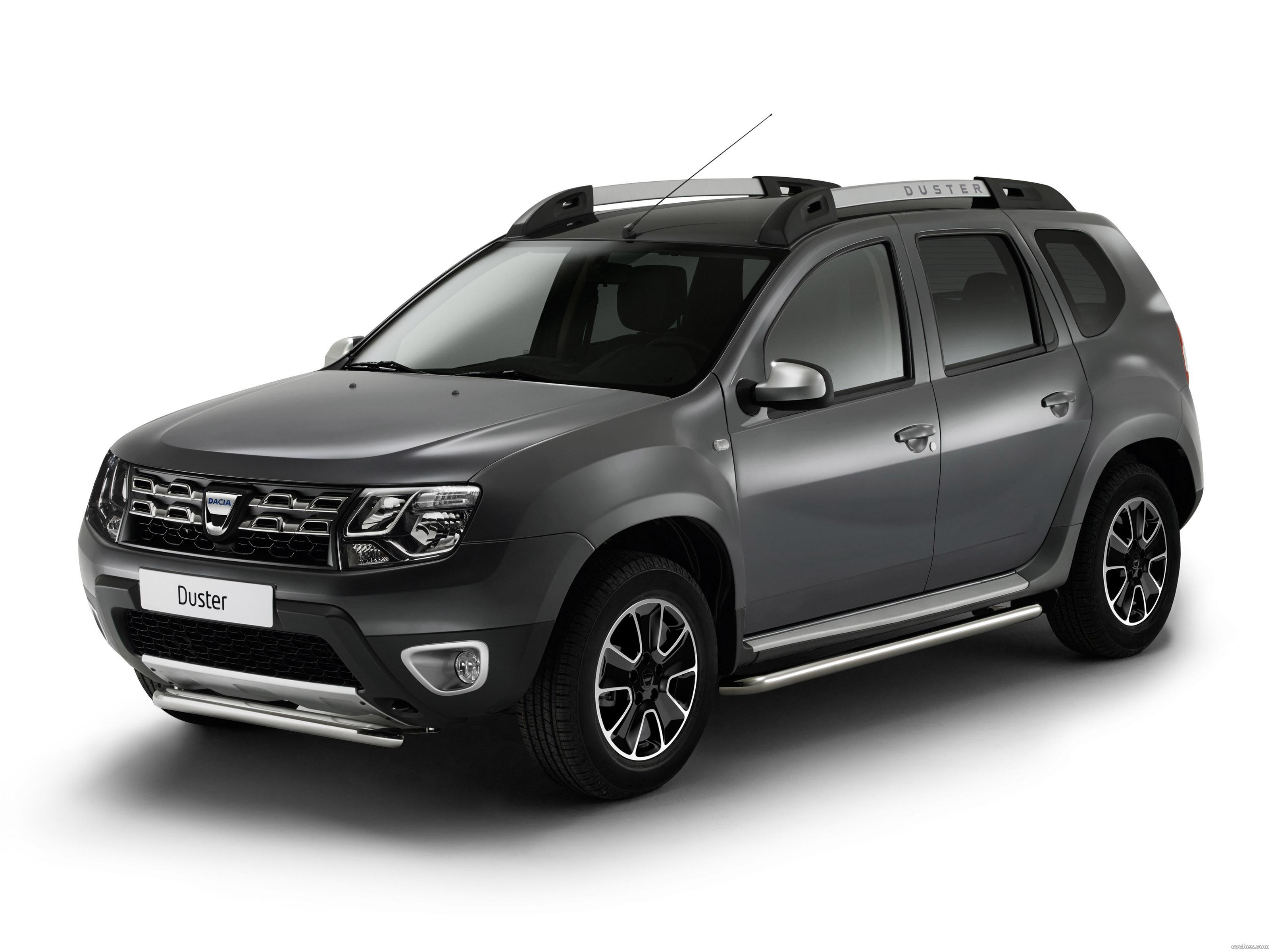 fotos de dacia duster steel 2015 foto 3. Black Bedroom Furniture Sets. Home Design Ideas