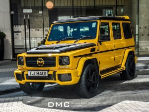 DMC Design Mercedes G88 Limited Edition 2015