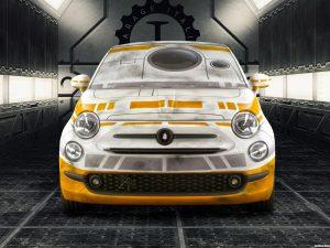 Fiat 500 BB-8 2015