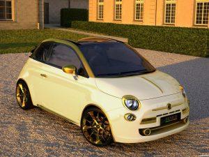 Fiat 500C Fenice Milano La Dolce Vita 2010