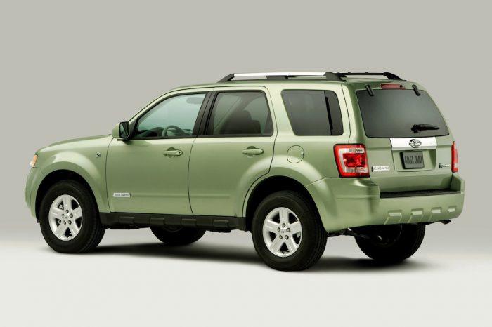 Ford Escape Hybrid 2008