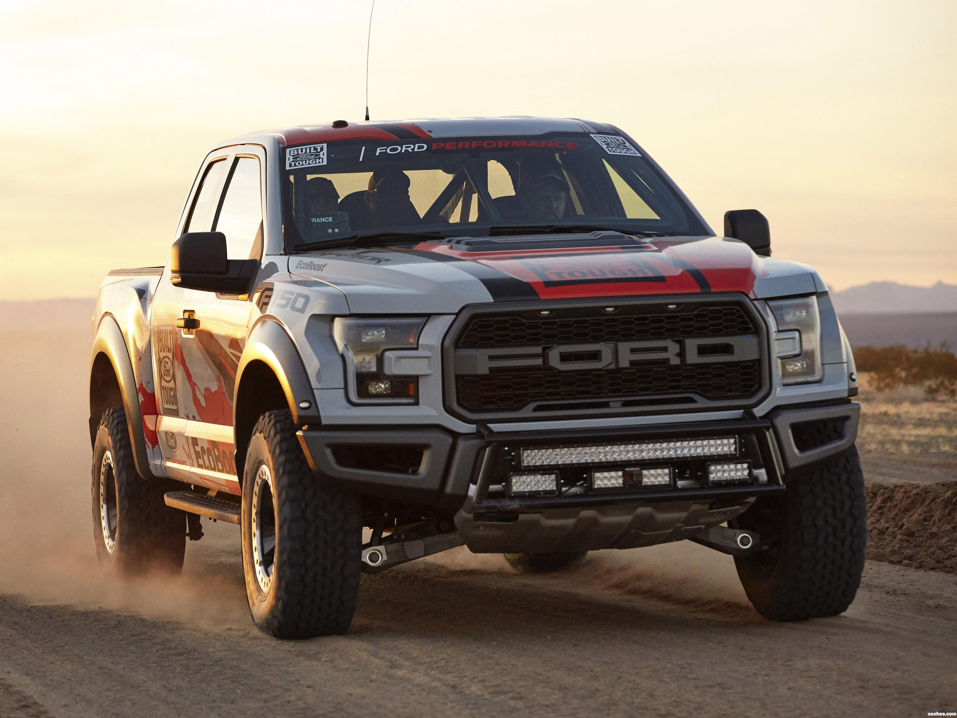 Fotos De Ford F 150 Raptor Race Truck 2016