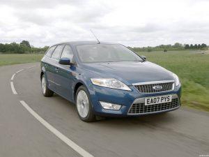 Ford Mondeo Sportbreak Titanium 2007