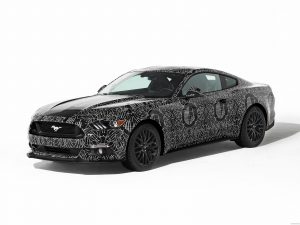 Ford Mustang GT Fastback by LEncrerie 2015