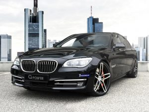 G-power BMW 760i F01 2015