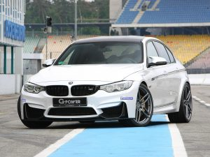 G-power BMW M3 F30 2015