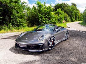 Porsche Gemballa 911 GT Cabrio 991 2012