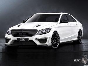 GSC Mercedes Clase S 2013