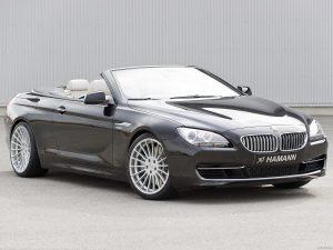 BMW Hamann Serie 6 Cabrio F12 2011