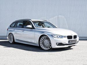 BMW Hamann Serie 3 Touring F31  2012