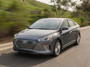 Hyundai Ioniq USA 2016