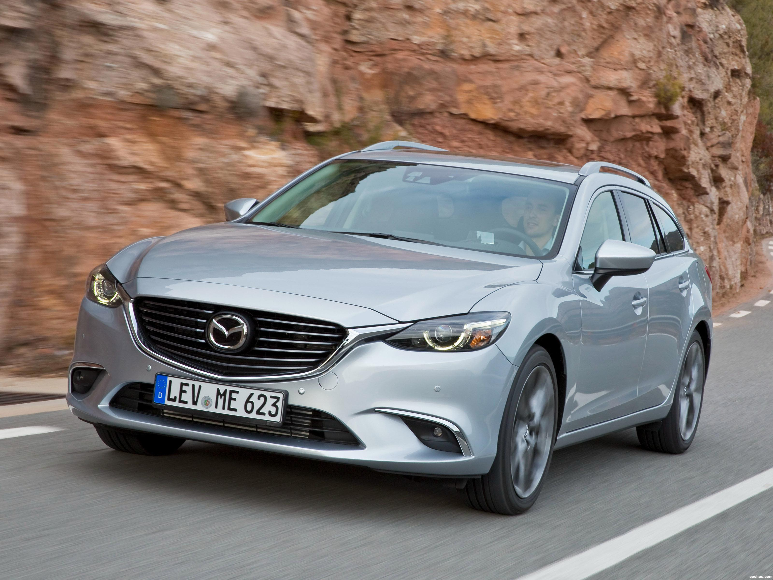 Fotos de Mazda 6 Wagon 2015   Foto 6