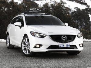 Mazda 6 Wagon Australia 2013
