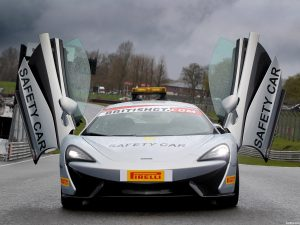 McLaren 570S Coupe British GT Championship Safety Car 2016